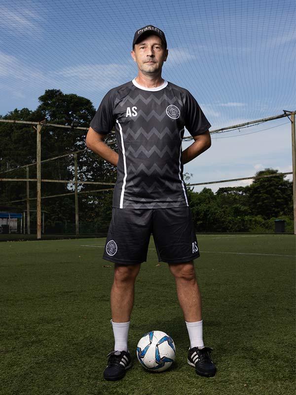 Coach Aleks