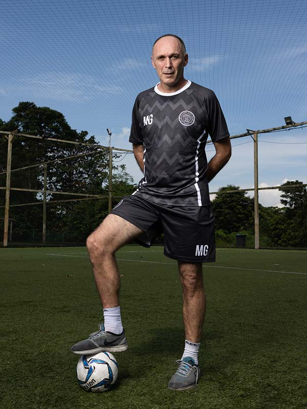 Coach Mirko